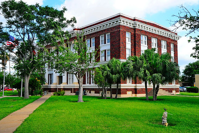 Willacy County Courthouse, Raymondville, Texas