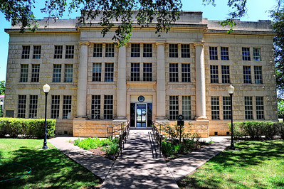 Schleicher County Courthouse, Eldorado, Texas