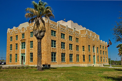 La Salle County Courthouse, Cotulla, Texas