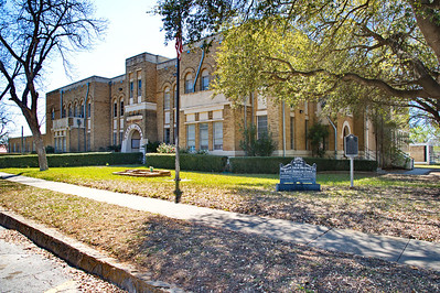 Frio County Courthouse, Pearsall, Texas