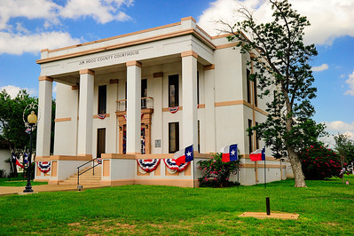 Jim Hogg County Courthouse, Hebronville, Texas