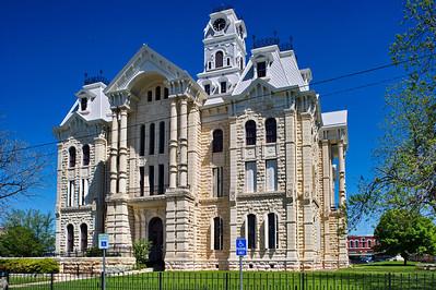 Hill County Courthouse, Hillsboro, Texas