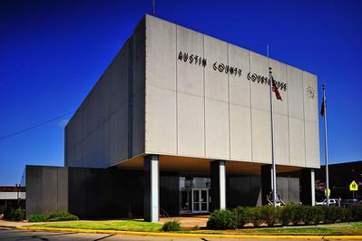 Austin County Courthouse Austin County Courthouse, Bellville, Texas