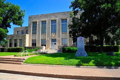 Courthouses of Wyatt C. Hedrick
