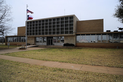 Coke County Courthouse, Robert Lee, Texas