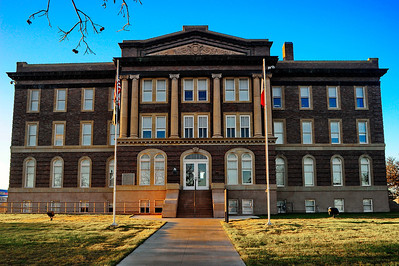 Mills County Courthouse, Goldthwaite, Texas