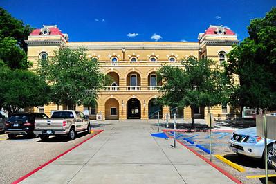 Webb County Courthouse of 1910, Laredo, Texas