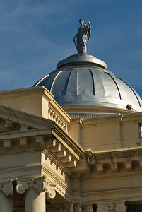 Lady Justice and Dome