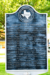 Texas Historical Commission Plaque about the Courthouse