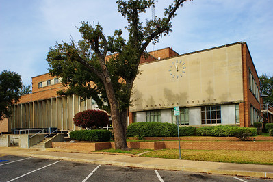 Angelina County Courthouse, Lufkin, Texas