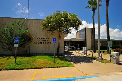 Aransas County Courthouse, Rockport, Texas