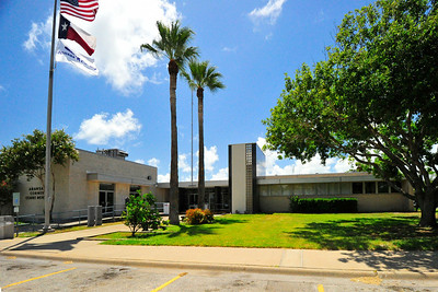 Aransas County Courthouse, Rockport, Texas