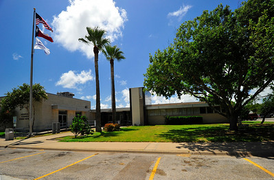 Aransas County Courthouse Front View