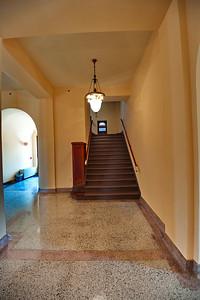 Stairwell on First Floor
