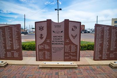 Archer County Veterans Memorial