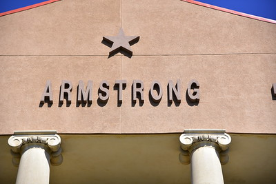 County Name (ARMSTRONG) and the Lone Star