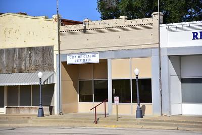 Claude, Texas City Hall