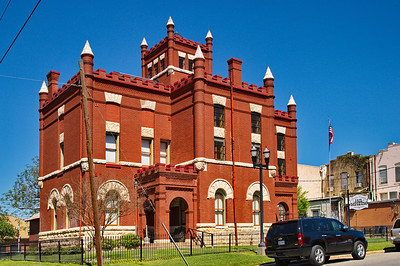 Austin County Historic Jail of 1896