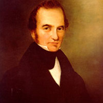 Portrait of Stephen F. Austin, Father of Texas