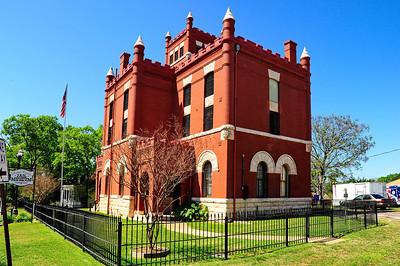 The 1896 Austin County Jail