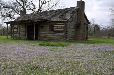 Home of Stephen F. Austin