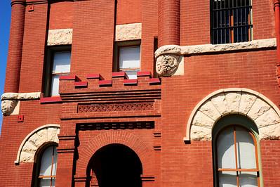 The 1896 Austin County Historic Jail