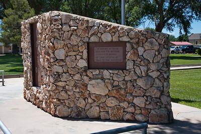 Veterans Memorial Bailey County