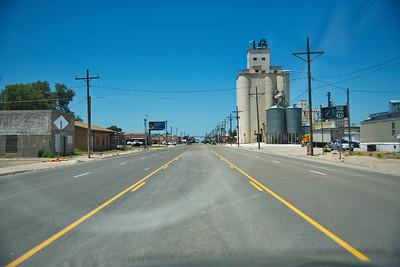 Muleshoe, Texas Main Street