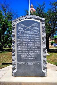 Veterans Memorial for WW2