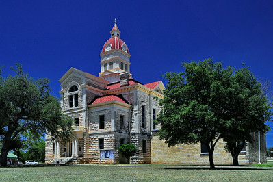 Bandera County Courthouse, Bandera, Texas
