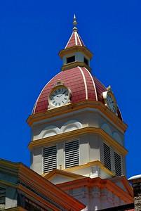 Bandera County Courthouse:  Bandera, Texas