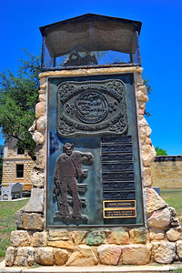 Bandera Cowboy Champion Monument