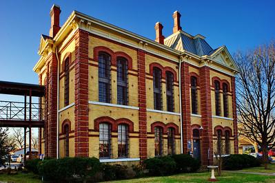 Bastrop County 1891 Jail