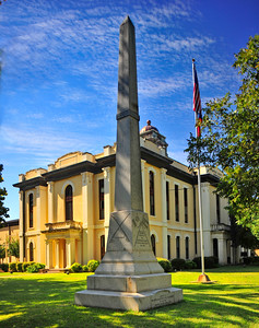 Confederate Soldiers Monument