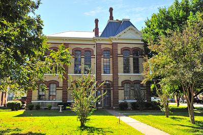 1893 Historic Jail, Bastrop County