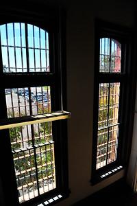 Bastrop 1893 Jail Window