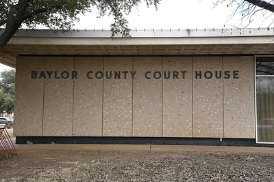 Baylor County Courthouse