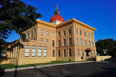 Courthouse Side Entrance