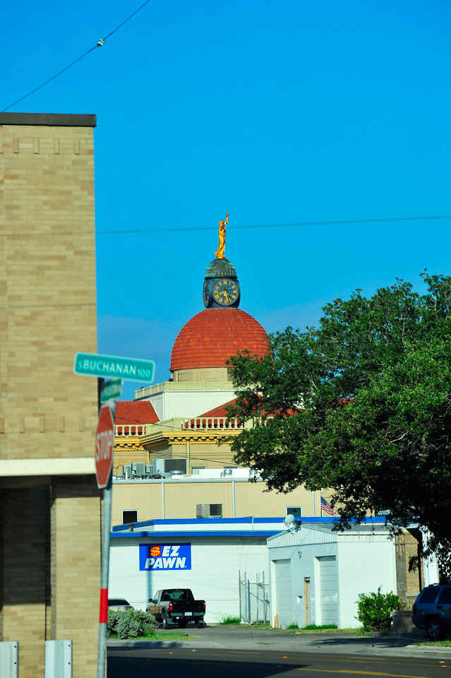 Street View of Courthouse