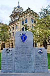 WW2 Veterans Memorial