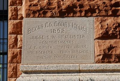 Courthouse Cornerstone