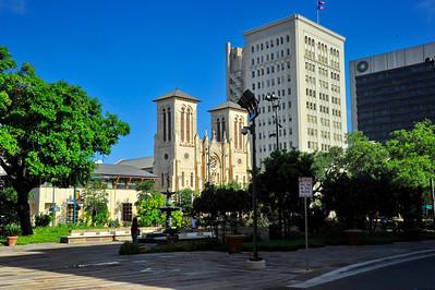 Main Plaza in San Antonio