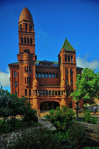 Bexar County Courthouse; San Antonio, Texas