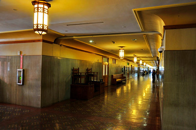 1st Floor Interior Hallway