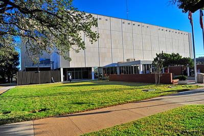 Brazos County Courthouse:  Bryan, Texas