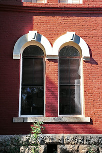 Arched Windows of the Courthouse