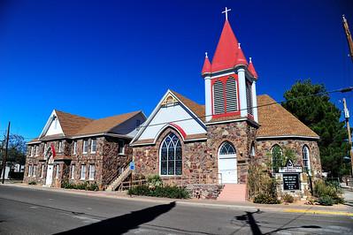 First Christian Church, Alpine Texas