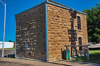 Briscoe County Historic Jail