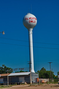 Silverton, Texas Watertower