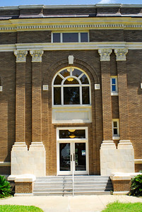Rear Entrance Courthouse